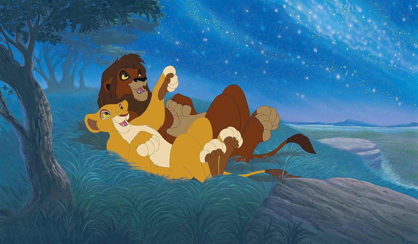 Descargar El rey león 2: El tesoro de Simba Castellano por MEGA.