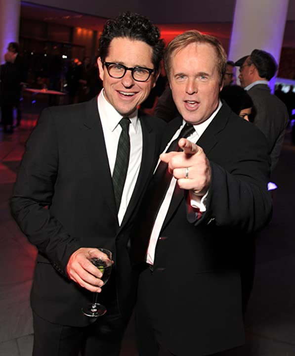 J.J. Abrams and Brad Bird at Mission: Impossible - Ghost Protocol (2011)