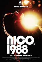 Primary image for Nico, 1988