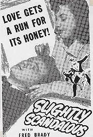 Slightly Scandalous Poster