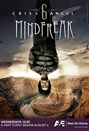 Criss Angel Mindfreak Poster