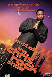 Best of the Chris Rock Show (1999) Poster - TV Show Forum, Cast, Reviews