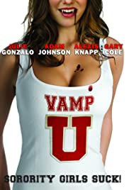Vamp U (2011) Poster - Movie Forum, Cast, Reviews