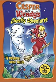 Casper and Wendy's Ghostly Adventures Poster