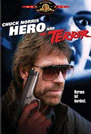 Hero and the Terror Poster