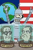 Image of Futurama: War Is the H-Word
