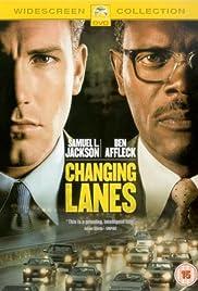 Changing Lanes Poster