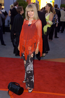Terry Moore at an event for Van Helsing (2004)