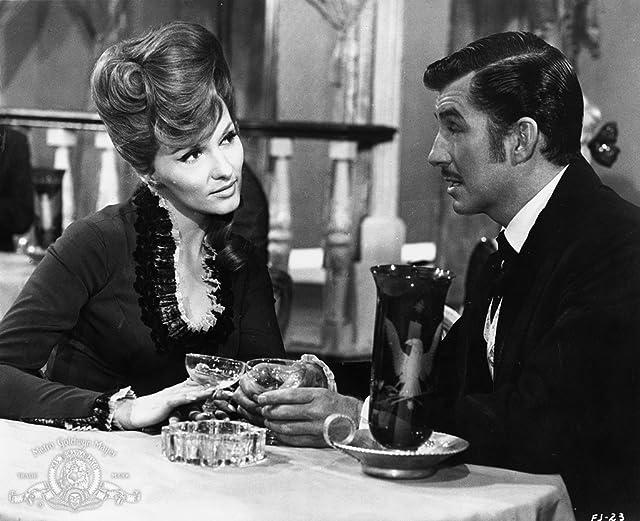 Anthony Eisley and Nancy Kovack in Frankie and Johnny (1966)