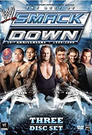 WWE: The Best of SmackDown - 10th Anniversary 1999-2009 Poster