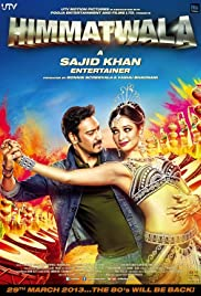 Himmatwala (2013) Poster - Movie Forum, Cast, Reviews