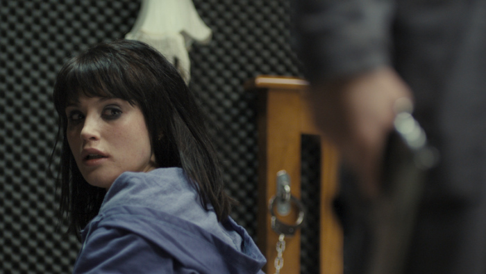 Gemma Arterton in The Disappearance of Alice Creed (2009)