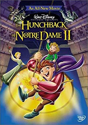 The Hunchback of Notre Dame II poster