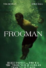 Frogman Poster