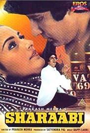 Sharaabi(1984) Poster - Movie Forum, Cast, Reviews