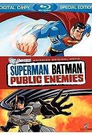 Superman/Batman: Public Enemies Poster