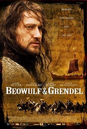 Beowulf & Grendel poster