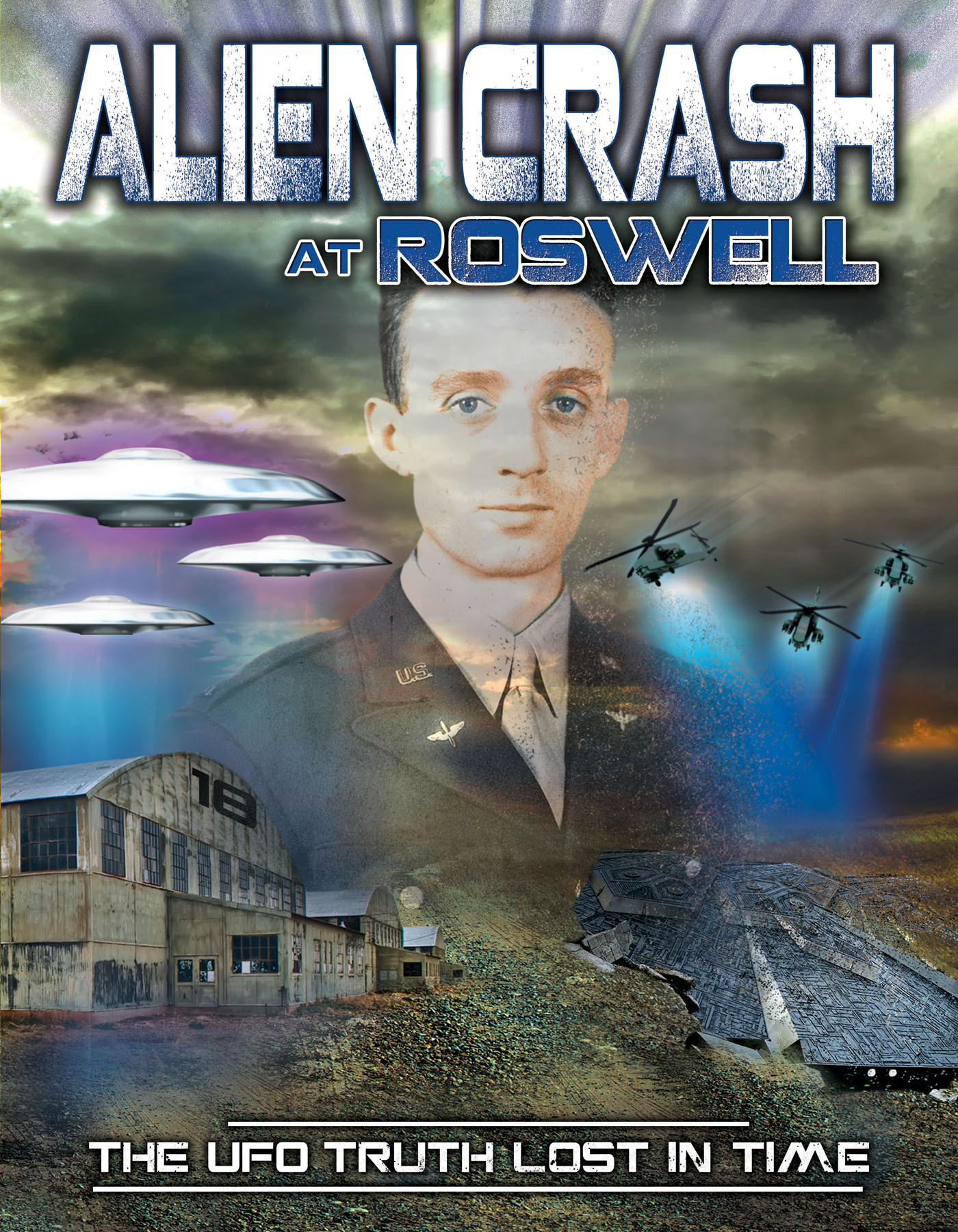 image Alien Crash at Roswell: The UFO Truth Lost in Time Watch Full Movie Free Online