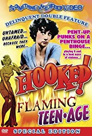 The Flaming Teenage Poster