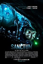Sanctum (2011) Poster - Movie Forum, Cast, Reviews