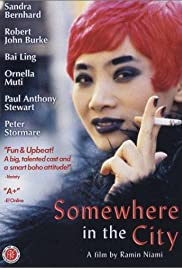 Somewhere in the City Poster