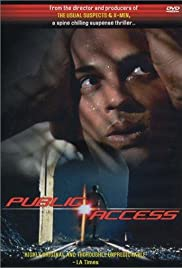 Public Access (1993) Poster - Movie Forum, Cast, Reviews