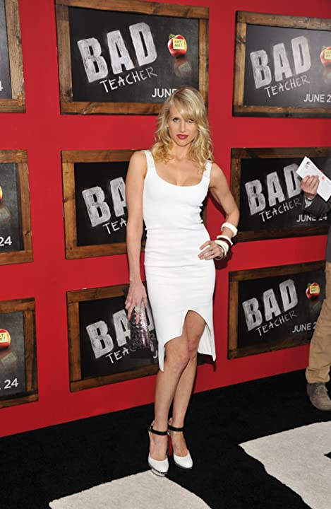 Lucy Punch at Bad Teacher (2011)