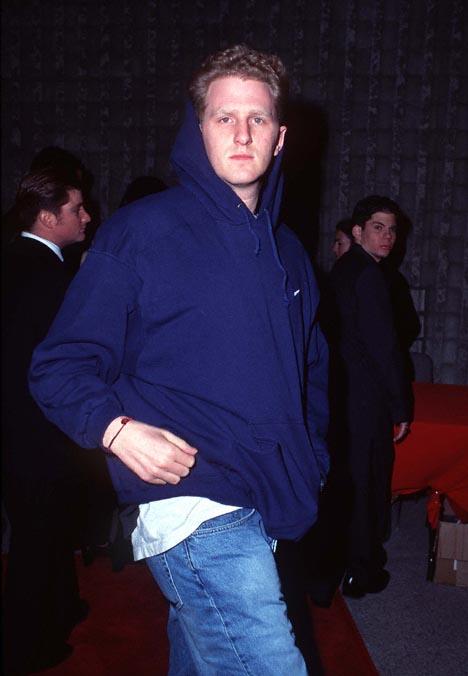 Michael Rapaport at Scream (1996)