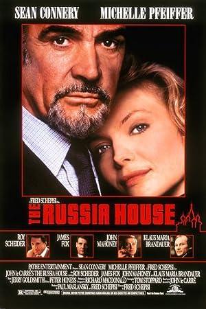 Poster Das Russland-Haus