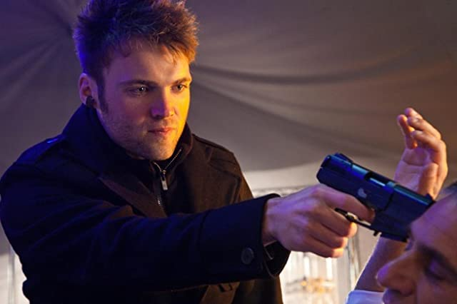 Seth Gabel in Fringe (2008)