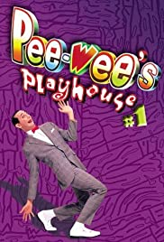 Pee-wee's Playhouse Poster
