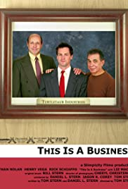 This Is a Business Poster