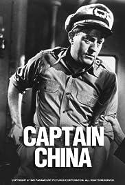 Captain China Poster