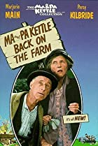 Image of Ma and Pa Kettle Back on the Farm