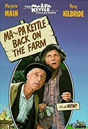 Ma and Pa Kettle Back on the Farm (1951) Poster - Movie Forum, Cast, Reviews