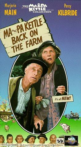 Image Ma and Pa Kettle Back on the Farm Watch Full Movie Free Online
