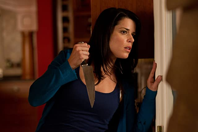 Neve Campbell in Scream 4 (2011)