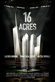 16 Acres (2012) Poster - Movie Forum, Cast, Reviews