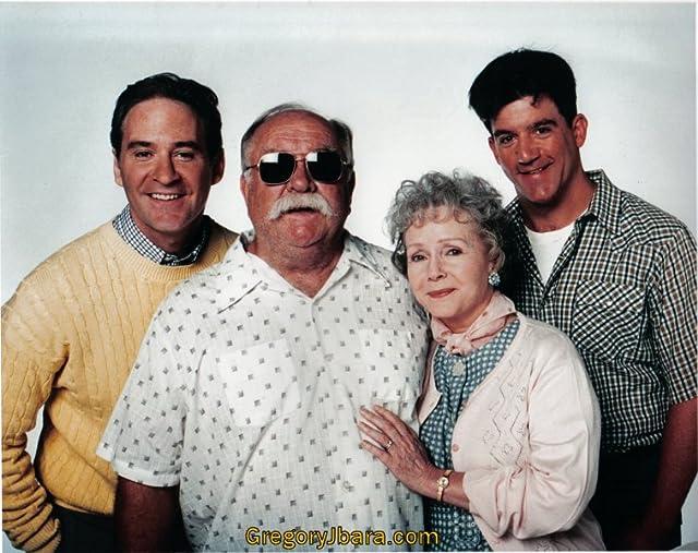 Brackett Family Photo from feature film IN & OUT (Kevin Kline, Wilford Brimley, Debbie Reynolds, Gregory Jbara)