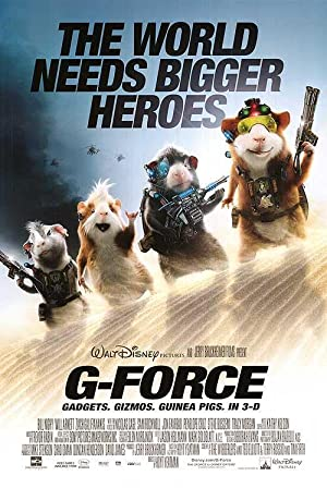 G-Force จี-ฟอร์ซ หน่วยจารพันธุ์พิทักษ์โลก