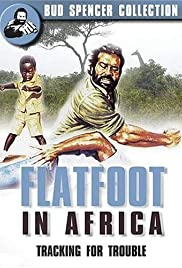 Flatfoot in Africa Poster