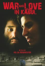 War and Love in Kabul Poster