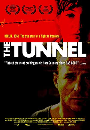 The Tunnel poster