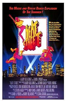 Poster Beat Street