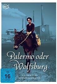 Palermo oder Wolfsburg Poster