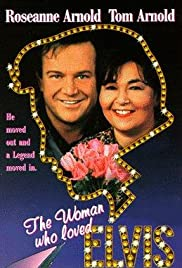 The Woman Who Loved Elvis Poster