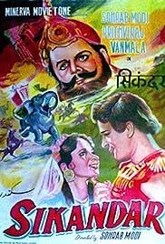 Sikandar Poster
