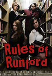 The Rules of Runford Poster