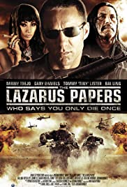 The Lazarus Papers (2010) Poster - Movie Forum, Cast, Reviews