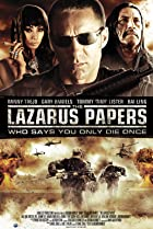 The Lazarus Papers (2010) Poster